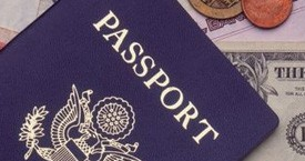 Other services such as travel documents (passport or Visa)